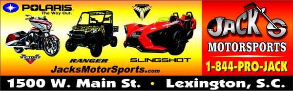 Jack s motorsports r paration moto 1500 w main st for M l motors in lexington