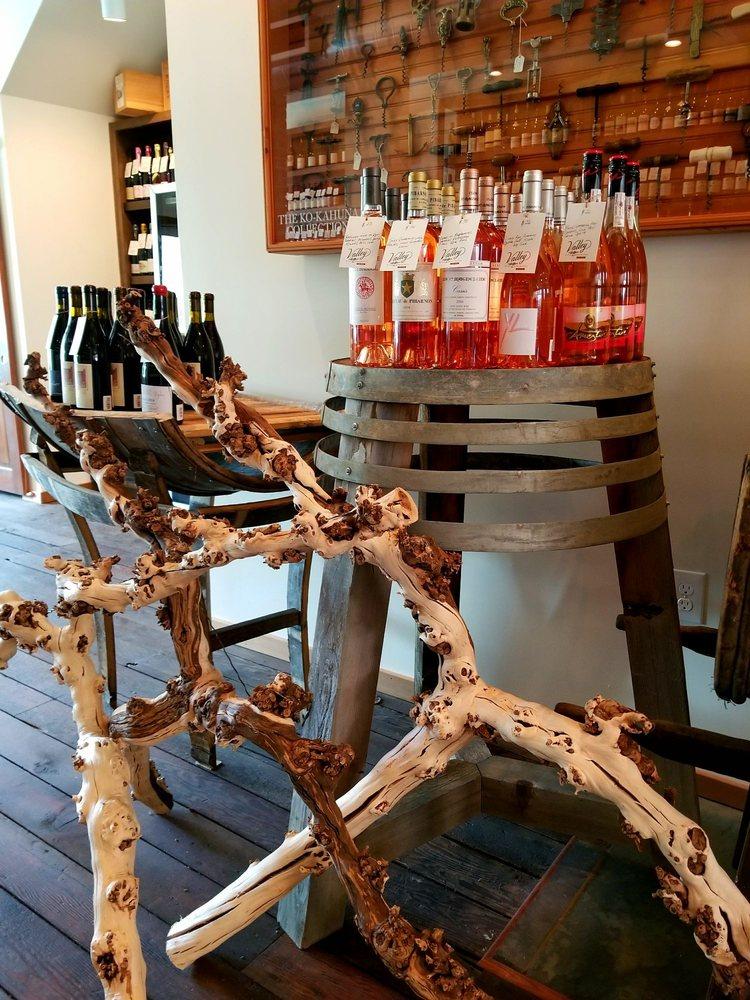 Social Spots from Valley Wine Merchants