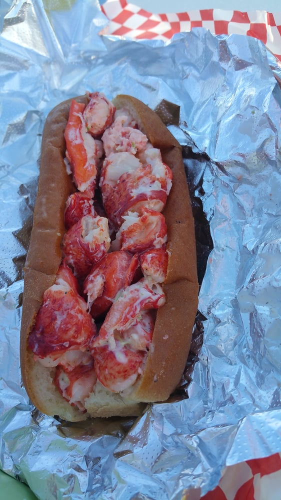 Lobster Roll - Yelp