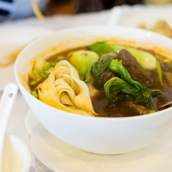 Photo Of Joy Restaurant Foster City Ca United States Beef Noodle Soup