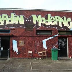 Le Jardin Moderne - Kulturzentrum - 11 Rue du Manoir de Servigné ...