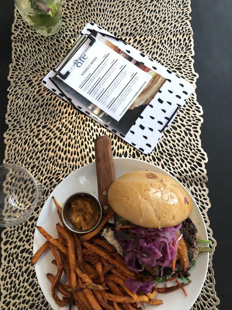 Ate Kitchen: 2445 Times Blvd, Houston, TX