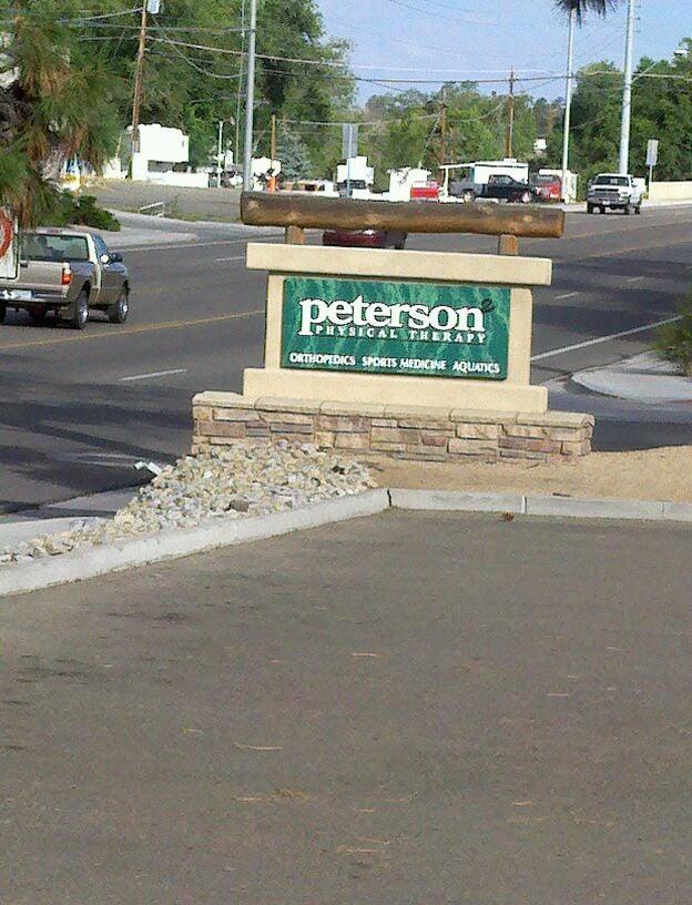 Peterson Physical Therapy: 1320 W Iron Springs Rd, Prescott, AZ