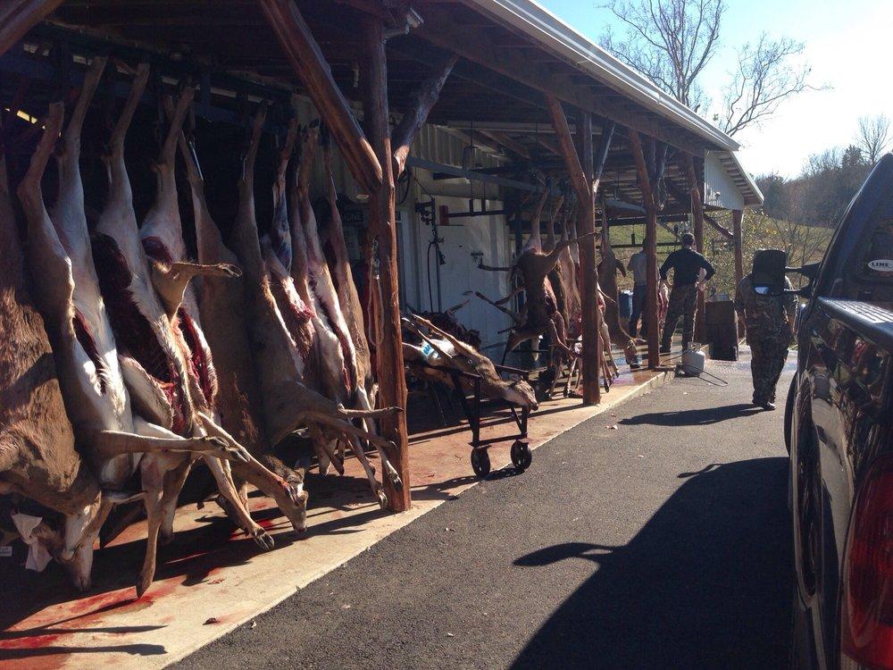 Markwell's Deer Processing: 1389 Bruner Rd, Lawrenceburg, KY