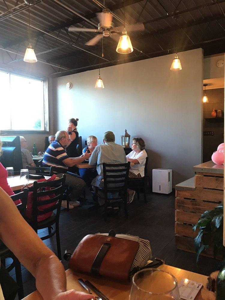 Gabriella's Restaurant: 203 Oak St, Albany, WI