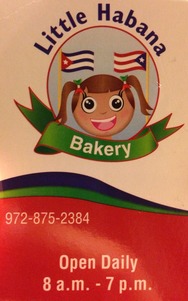 Little Habana Bakery: 212 W Brown St, Ennis, TX