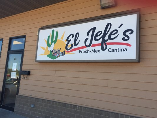 Photo Of El Jefe S Fresh Mex Cantina Lead Sd United States