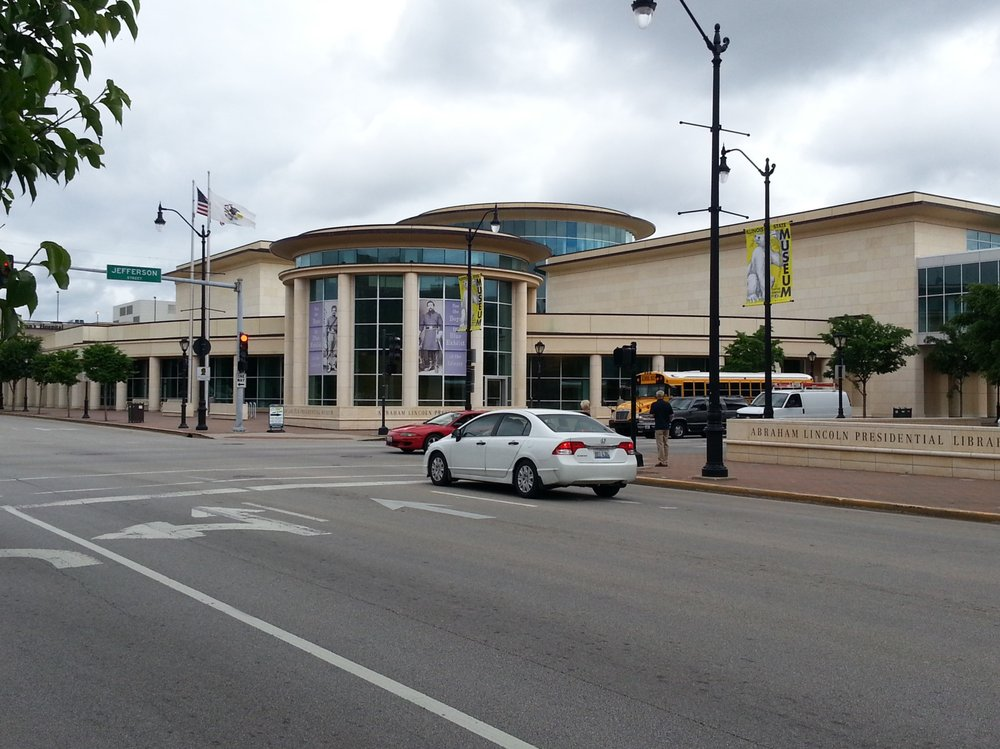 Abraham Lincoln Presidential Library & Museum: 212 N 6th St, Springfield, IL