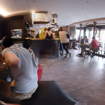 Le Caf Ef Bf Bd De Paris Biarritz Restaurant