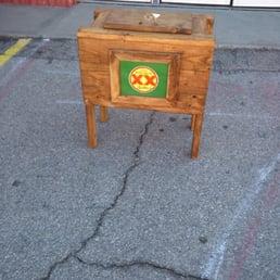 Photo Of Rustic Furniture Design   El Paso, TX, United States. Ice Chest