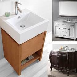 Bathroom Vanities Yelp 123 vanity - contractors - 21618 sherman way, canoga park, canoga