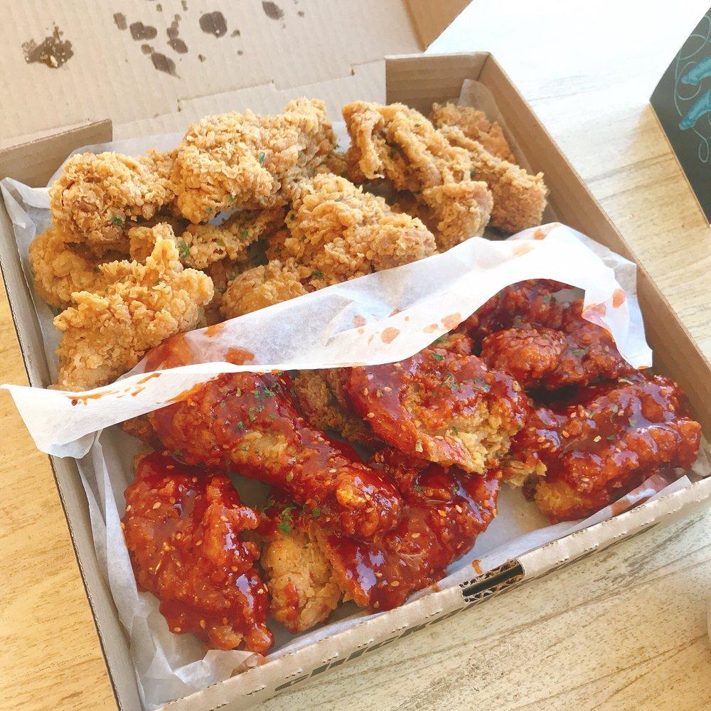 Chicken Restaurants Victoria Bc