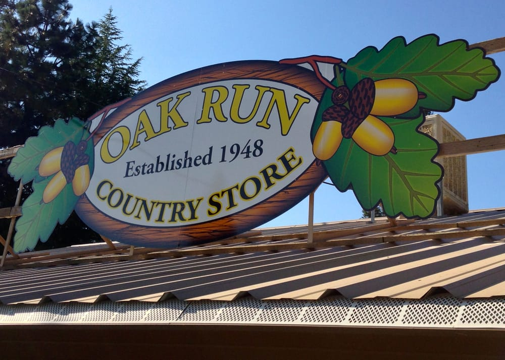 Oak Run Country Store: 27610 Oak Run To Fern Rd, Oak Run, CA