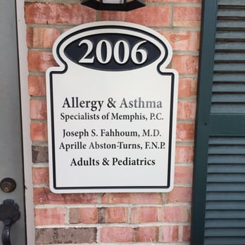 Allergy Asthma Specialists Of Memphis Allergists 2006 Exeter