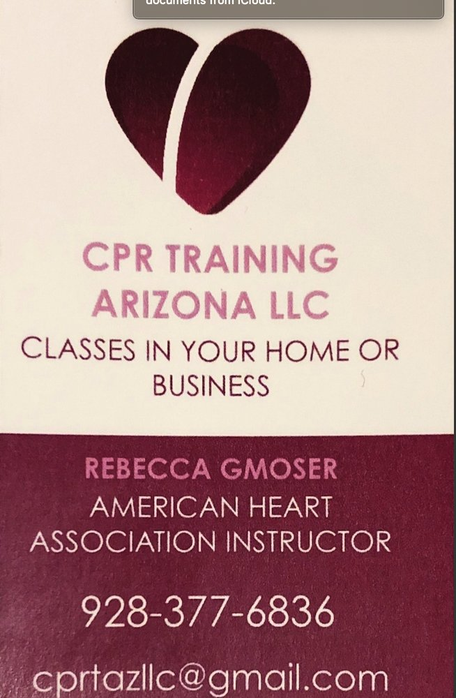 CPR Training Arizona: Hualapai, AZ