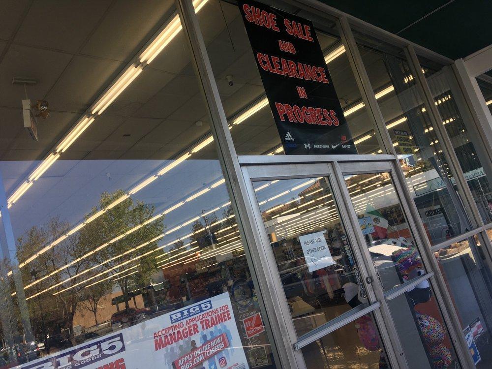 Big 5 Sporting Goods: 721 Sunnyvale Saratoga Rd, Sunnyvale, CA