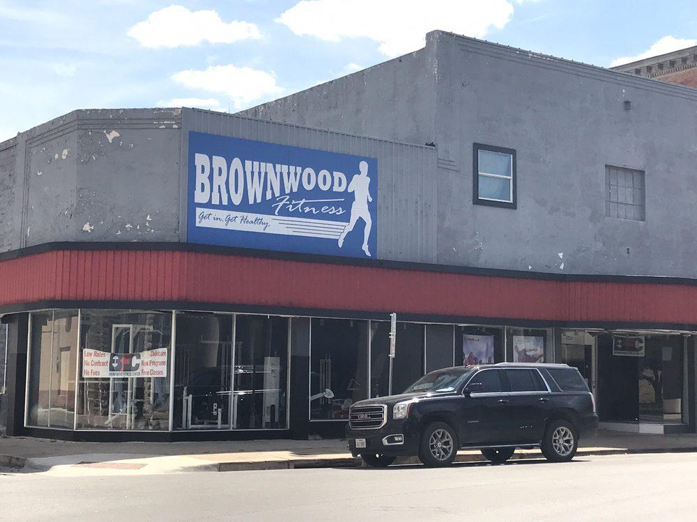 Brownwood Fitness Center: 104 Center Ave, Brownwood, TX