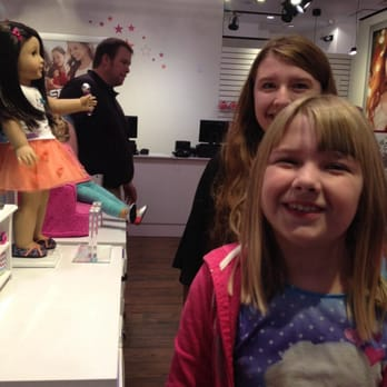 American Girl Doll Store Closed Toy Stores 3200 Las Vegas Blvd