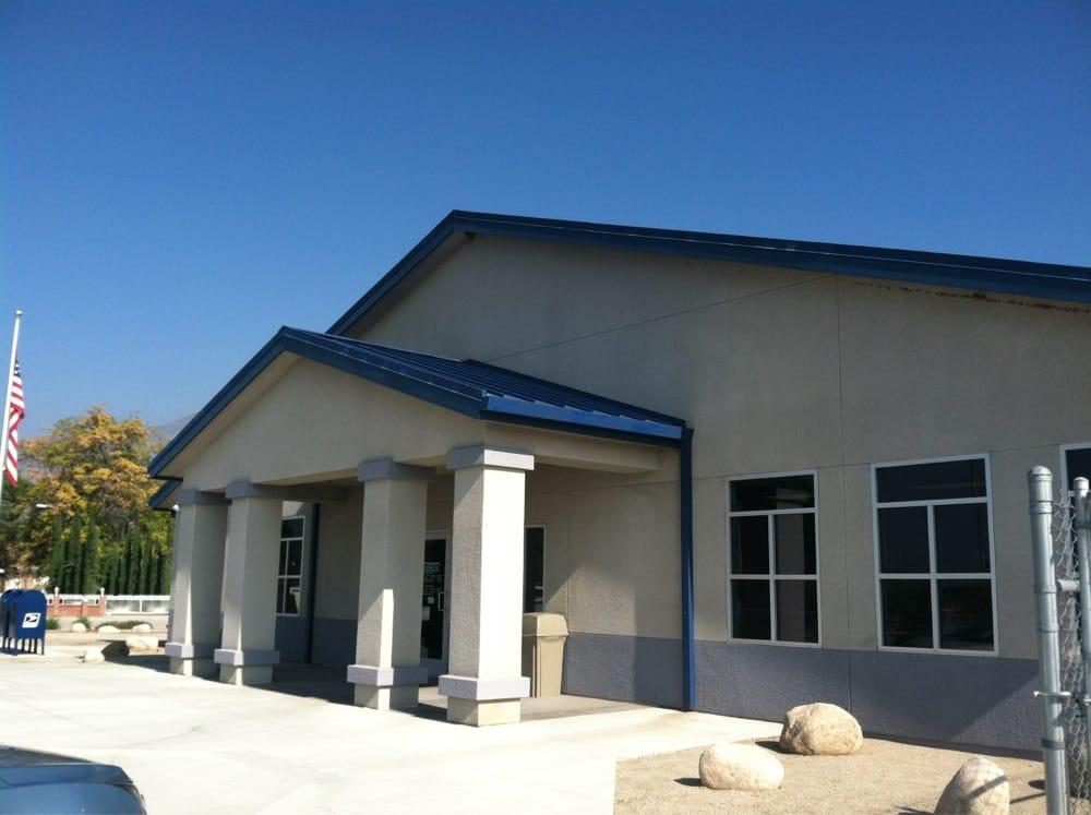 US Post Office: 7745 Boulder Ave, Highland, CA