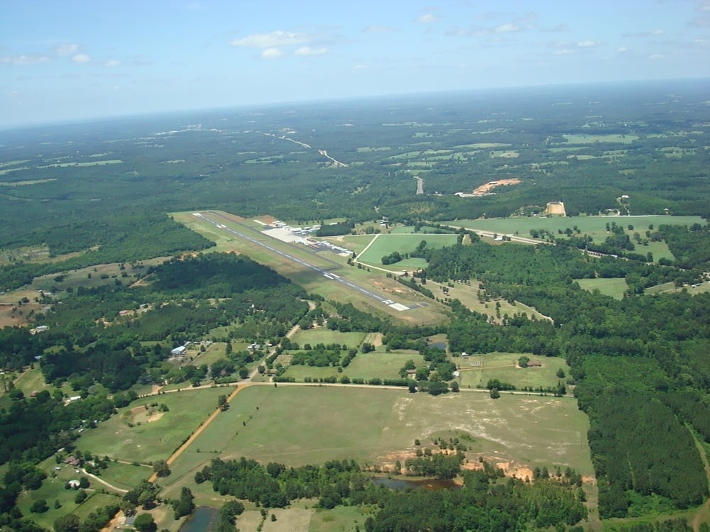 Cherokee County Airport: 420 County Rd 1618, Rusk, TX