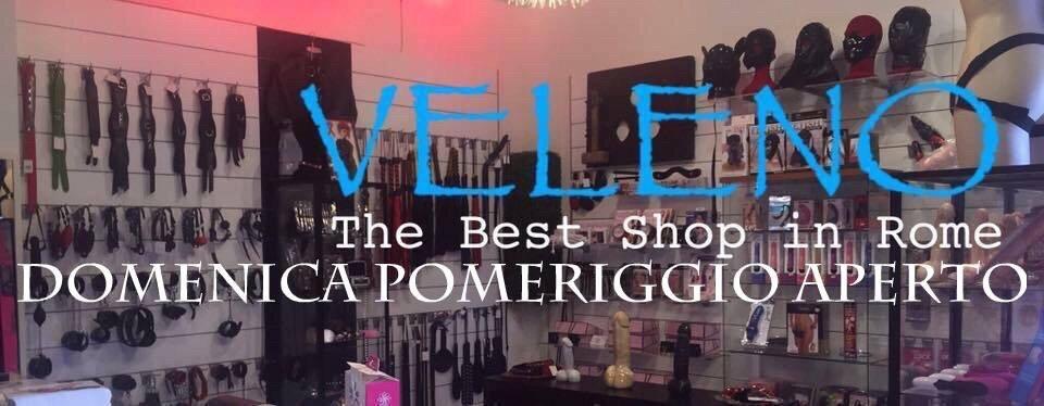 Sexy shop rome