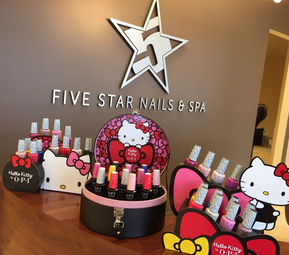 Five star nails spa closed 86 photos 60 reviews for 5 star nail salon