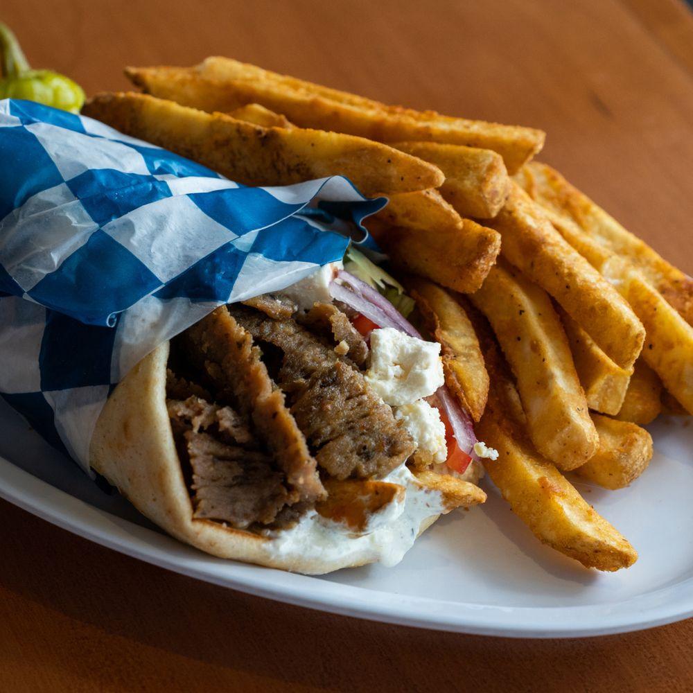 Greeko's Grill & Cafe: 217 W Main St, Abingdon, VA