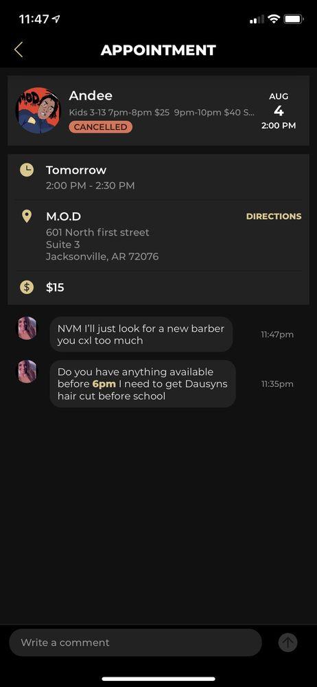 MOD Masters Of Design: 601 N 1st St, Jacksonville, AR