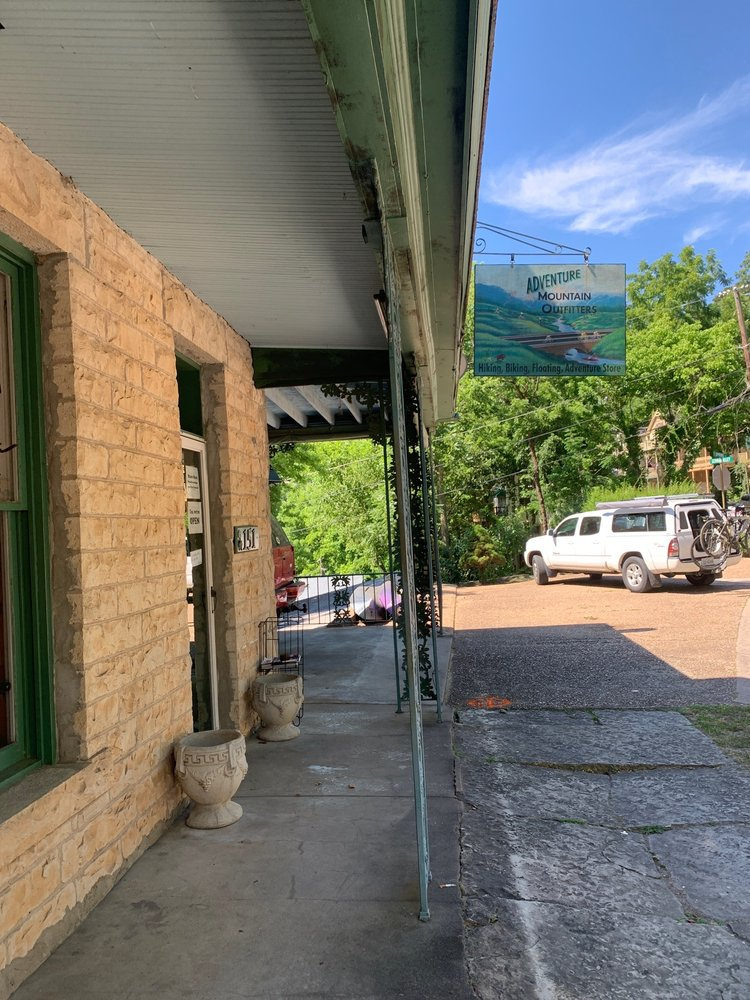 Adventure Mountain Outfitters: 151 Spring St, Eureka Springs, AR