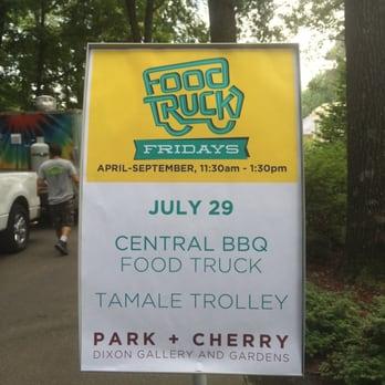 Bbq Food Truck Memphis Tn