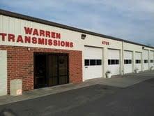 Warren Transmissions: 4705 S Main St, Winston Salem, NC