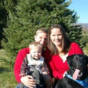 nice photo of middleburg christmas tree farm round hill va united states one - Middleburg Christmas Tree Farm