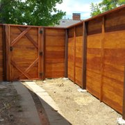 Custom Vertical Photo Of Wood Fence Expert   Los Angeles, CA, United  States. Custom Horizontal ...