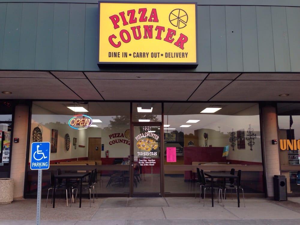 Council Bluffs (IA) United States  city photo : Counter Pizza 225 West Broadway, Council Bluffs, IA, United States ...