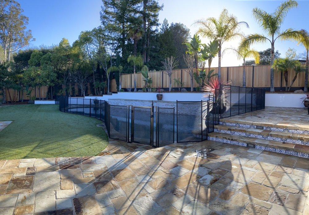 Baby Barrier Pool Fence: San Jose, CA