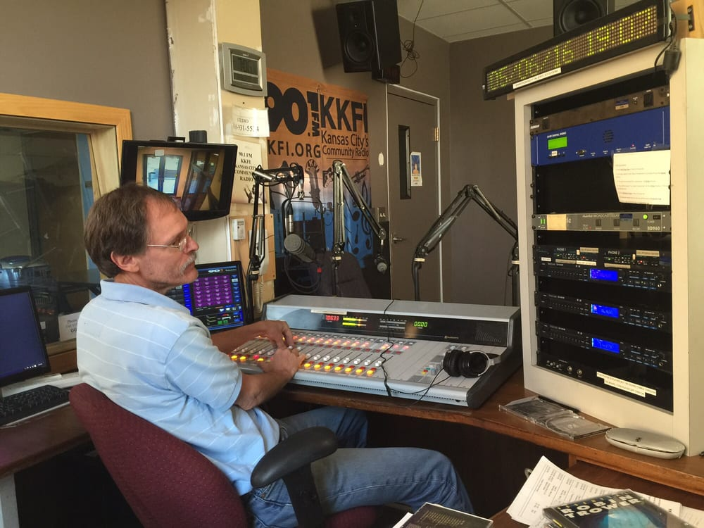 KKFI FM - 90.1 Community Radio