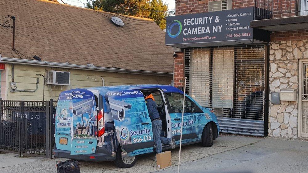 Security Camera NY: 75-11 164th St, Fresh Meadows, NY