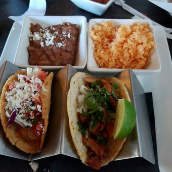 Photo Of Urbano Mexican Kitchen   Pasadena, CA, United States. Taco Lunch,