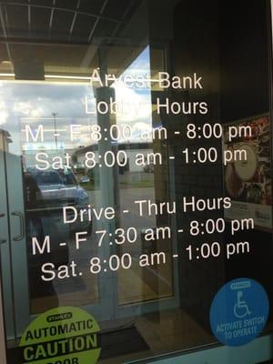 Arvest Bank - Banks & Credit Unions - 6306 E 101st St, Tulsa