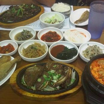 Garden Tofu Restaurant Korean 10130 Garden Grove Blvd Garden Grove Ca United States