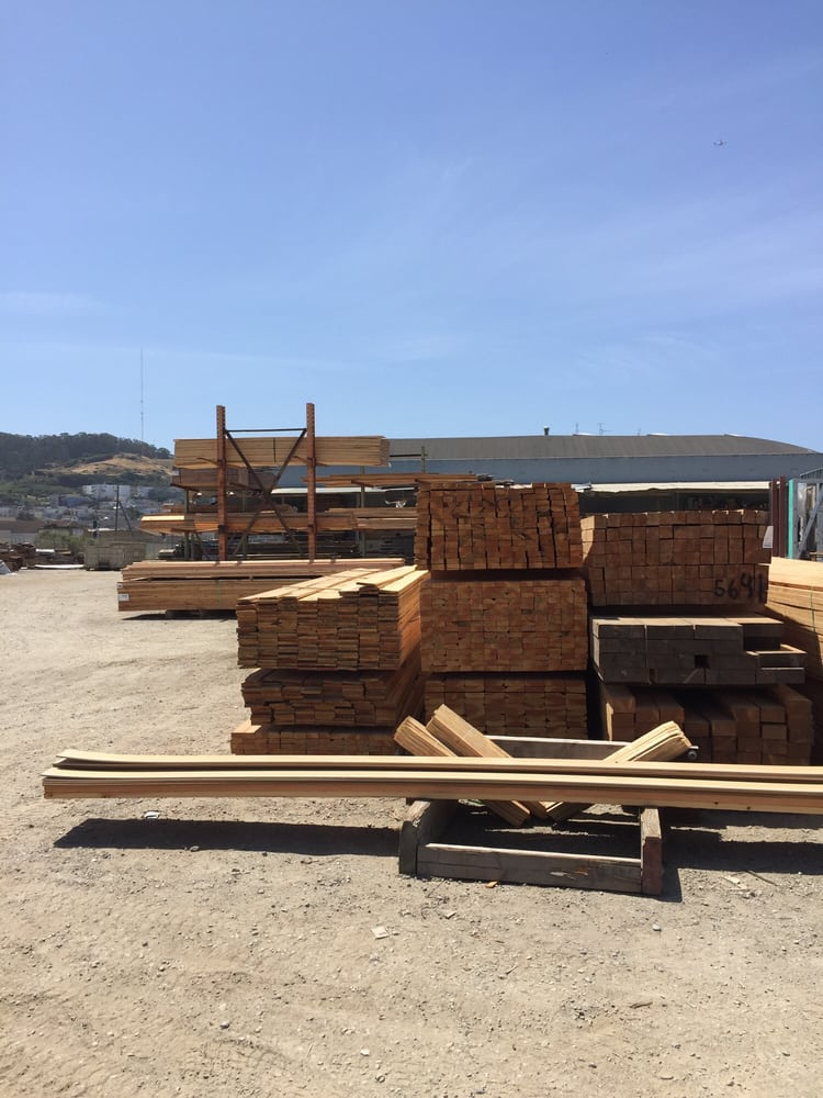 DLD Lumber: 1755 Egbert Ave, San Francisco, CA