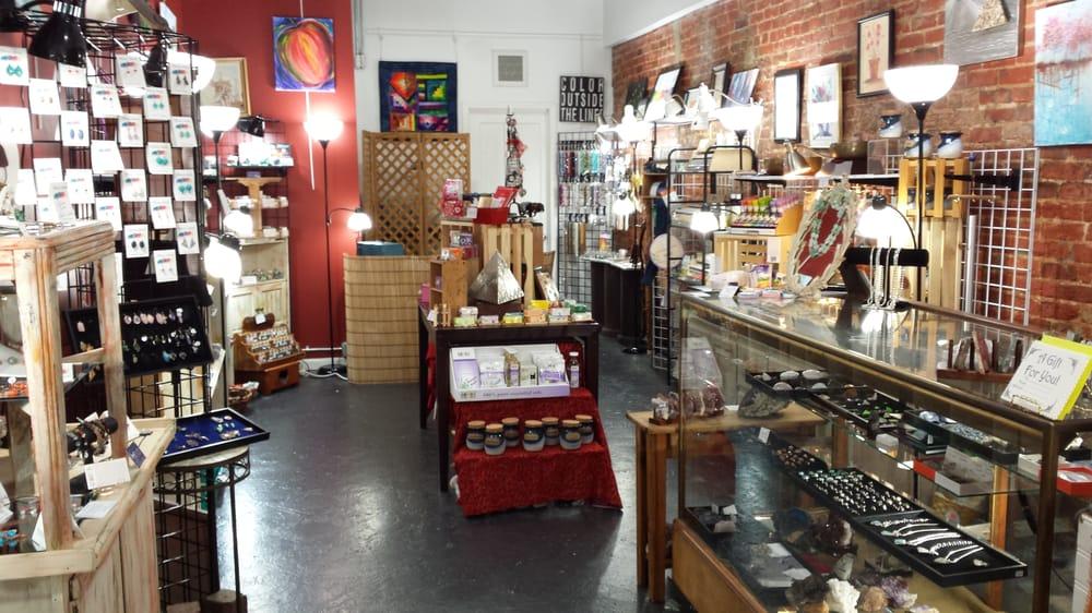 Wildhair Studios' Rock Shop: 311 Broadway St, Paducah, KY