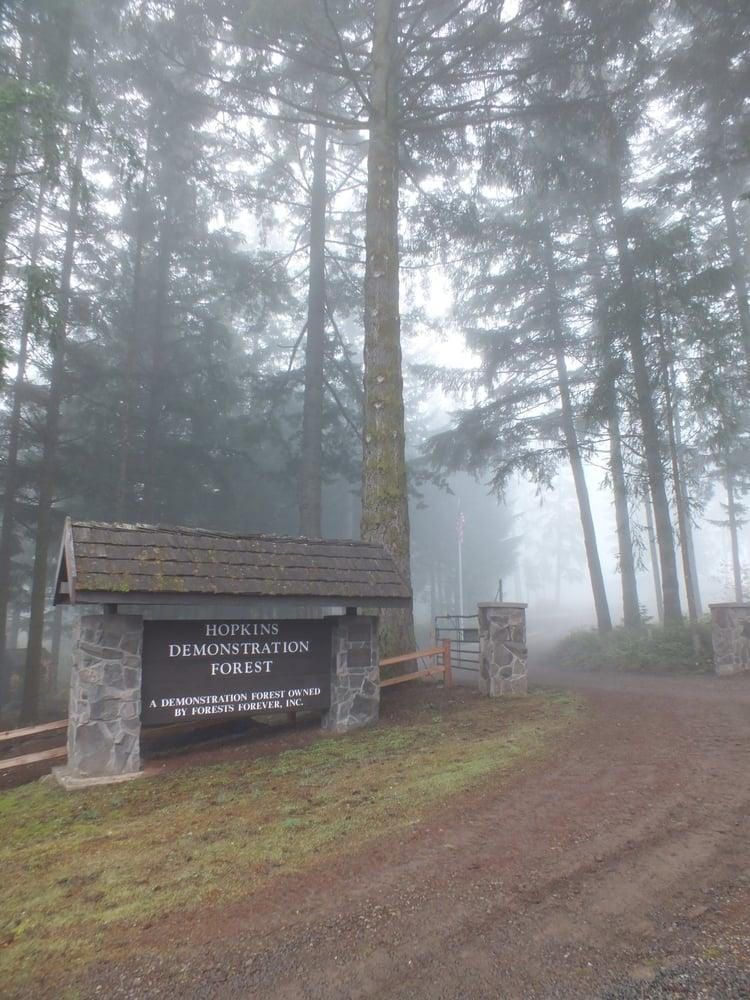 Hopkins Demonstration Forest: 16750 S Brockway Rd, Oregon City, OR