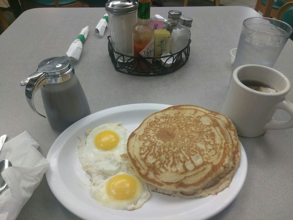 Branding Iron Restaurant: 1200 S 10th St, Clinton, OK