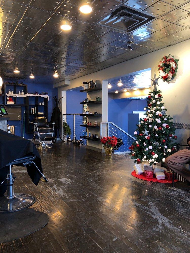 JJ's Barbershop: 24300 Meadowbrook Rd, Novi, MI