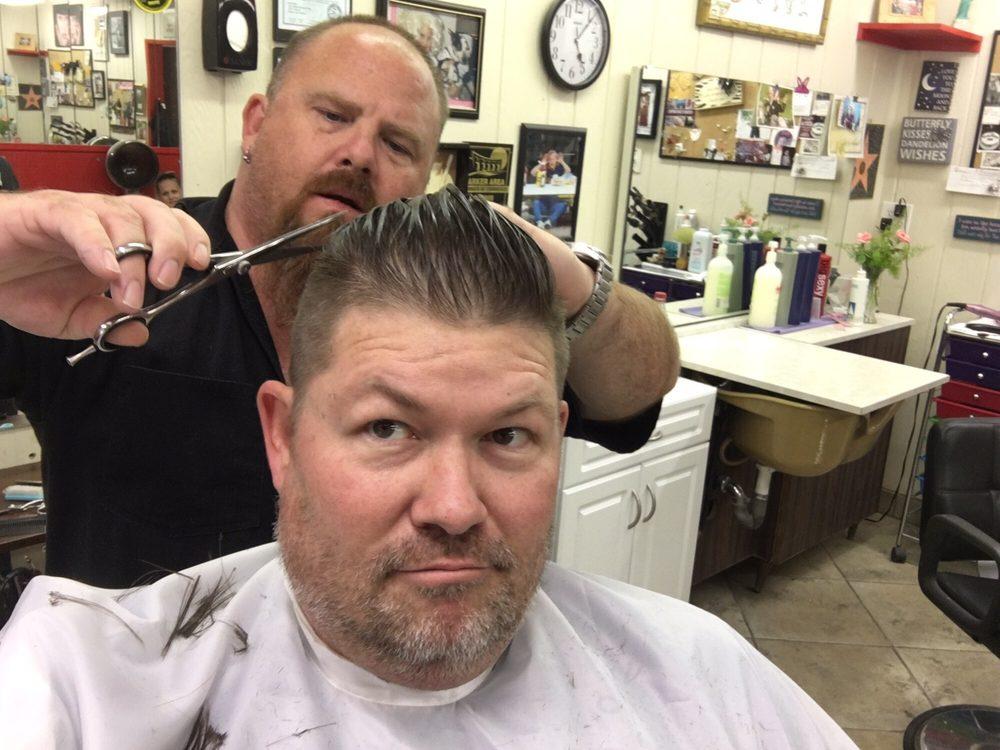 12th Street Barber Shop: 1312 W 12th St, Parker, AZ