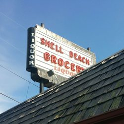 Photo Of Shell Beach Market Pismo Ca United States From The