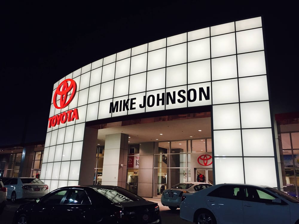 Mike johnson s hickory toyota riparazioni auto 435 us for La motors hickory nc