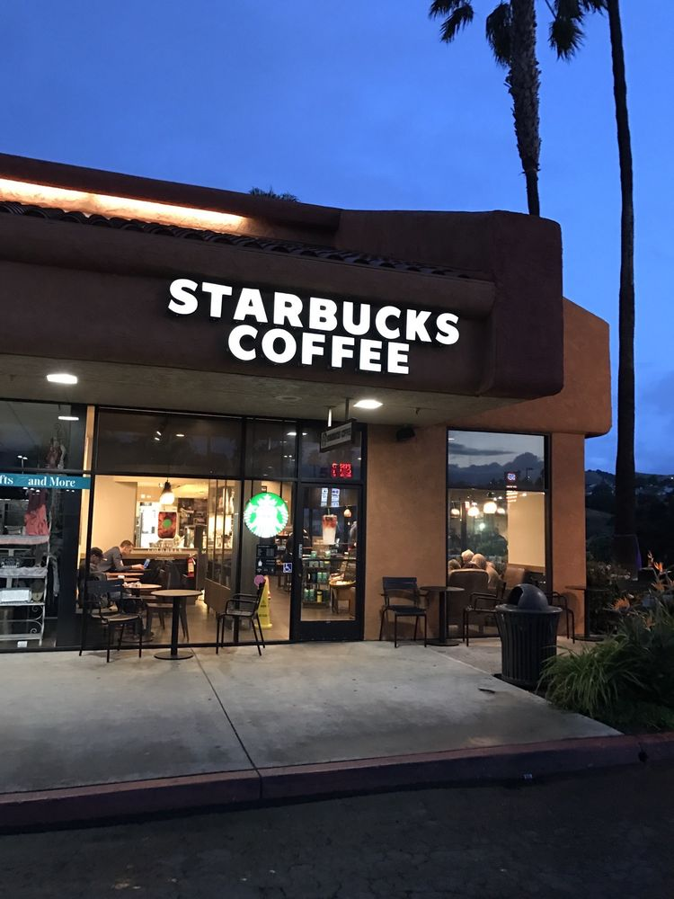 Starbucks 50 Photos 74 Reviews Coffee Tea 501 Five Cities Drive Pismo Beach Ca Phone Number Yelp