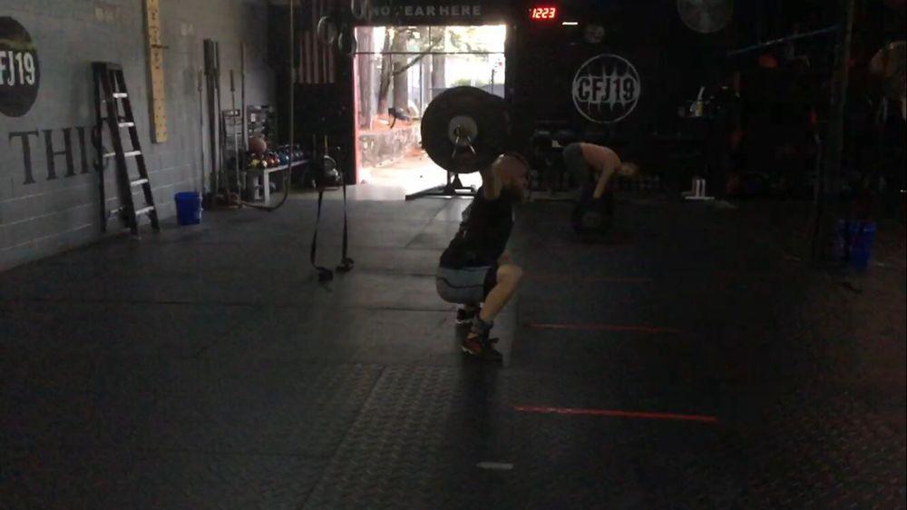 CrossFit J19: 3414 A Lorna Ln, Hoover, AL